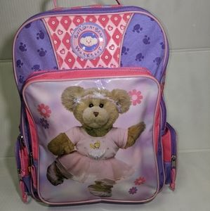 BUILD-A-BEAR LARGE BACKPACK